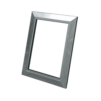 iStyle Trim Plate - Nickel Brushed