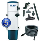 Valet V100 Power Unit with SWITCH Hose & Tool Kit