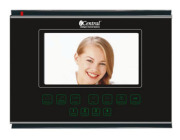 Four Plus Intercom Master Station Black