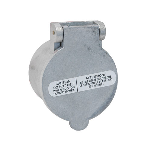 Metal Utility Valve - Microswitch