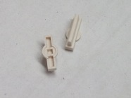 PUSH BUTTON IVORY 22MM