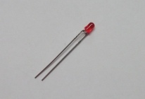 LED 3MM RED ROUND