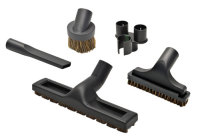 Brush Set - <br>Natural Fibre