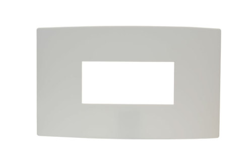 Dress Plate for Room Station - White