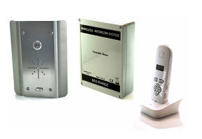 603-AS DECT Wireless Intercom Kit - Surface