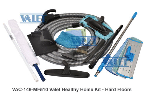 Valet Healthy Home Kit - Hard Floors
