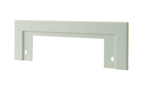 CanSweep Trim Plate - White