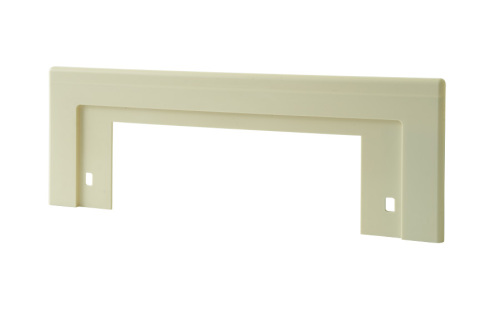 CanSweep Trim Plate - Ivory